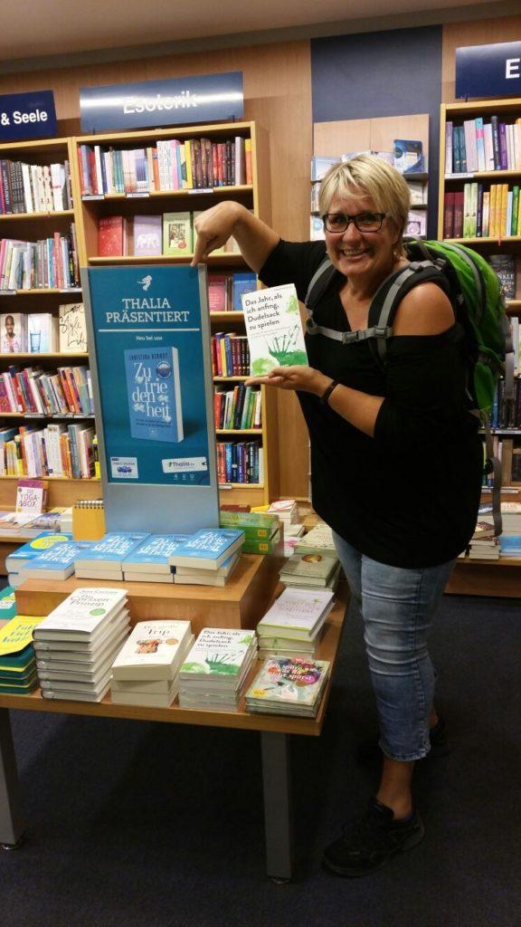 Die Tanja Köhler liebt das geschriebene Wort