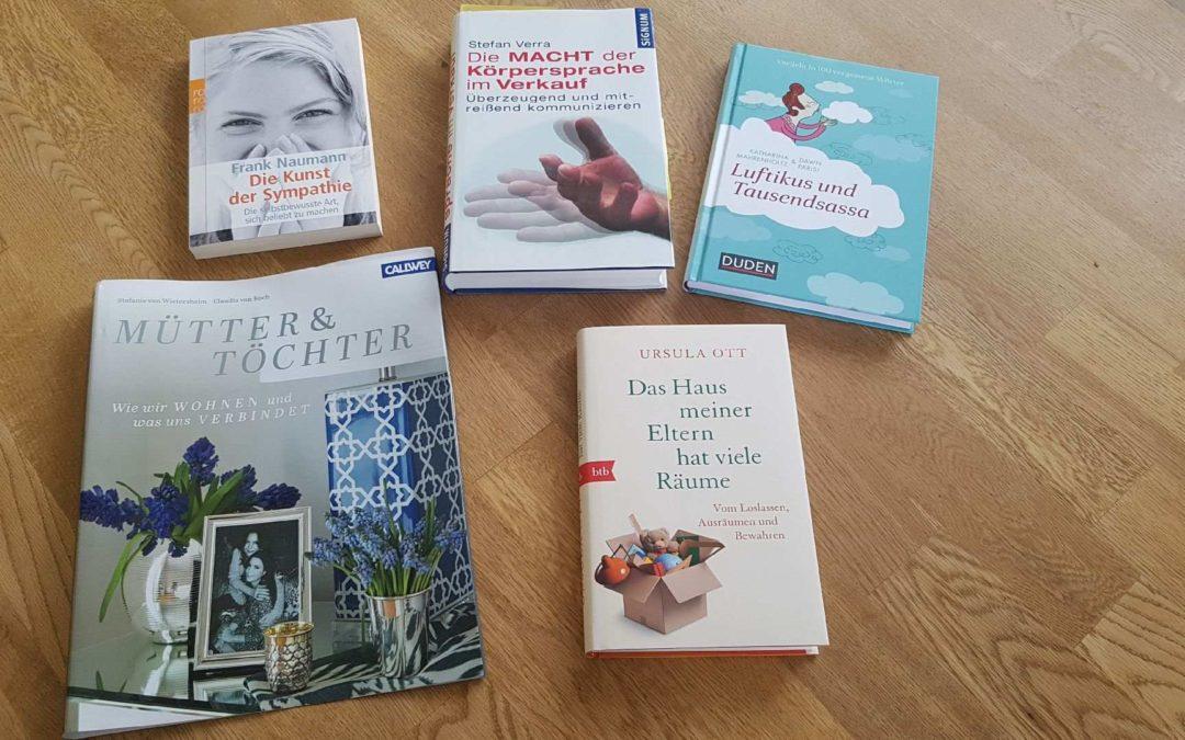 Die Bücher meiner Mutter
