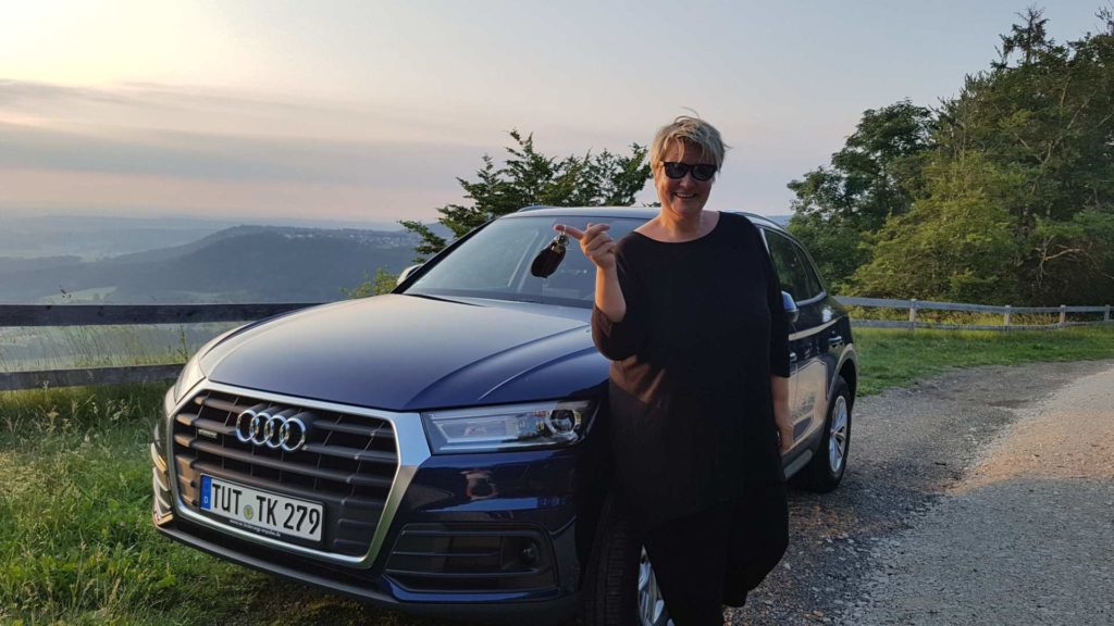 Tanja Koehler Blog Psychologie Veraenderung 2019-06-28 Mein neuer Partner Klippeneck Tanja