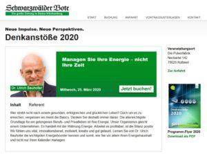 Denkanstoesse 2020-03 Vortrag Bauhofer Ulrich Gesundheit