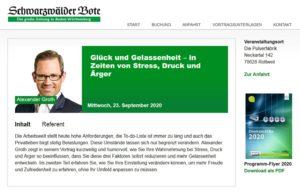 Denkanstoesse 2020-09 Vortrag Groth Alexander Wahrnehmung