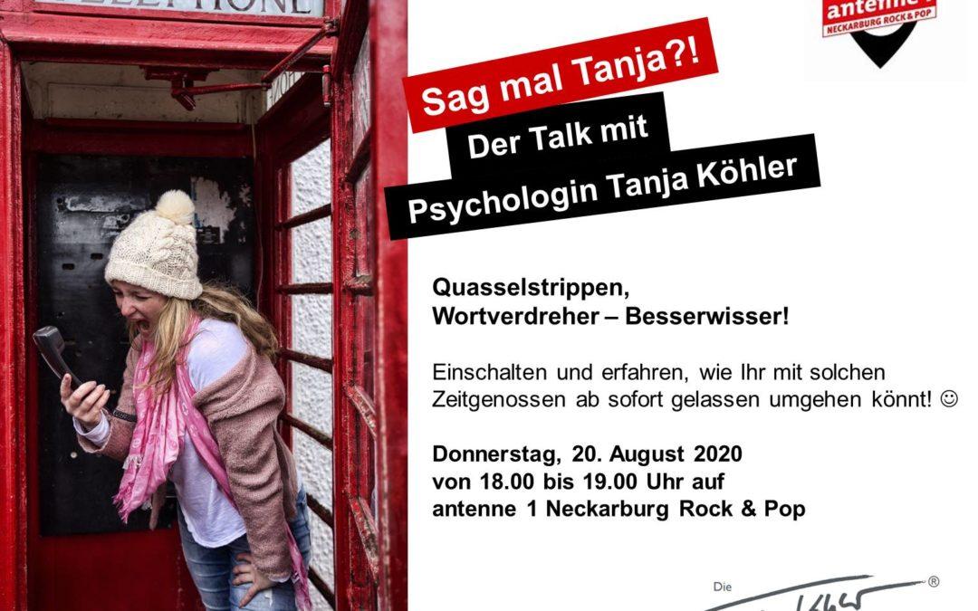 Quasselstrippen, Wortverdreher, Besserwisser! How to catch them!