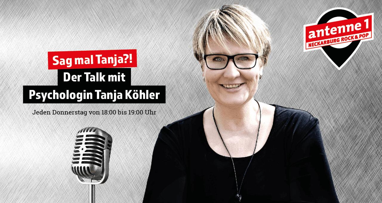 Radiopsychologin Tanja Köhler antenne 1 neckarburg Rock & Pop