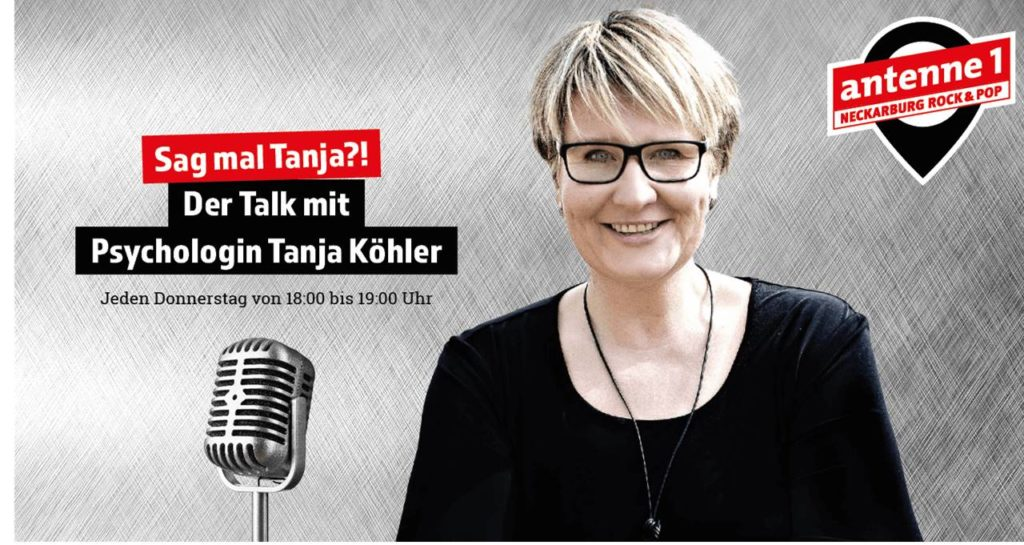Radiopsychologin Tanja Köhler